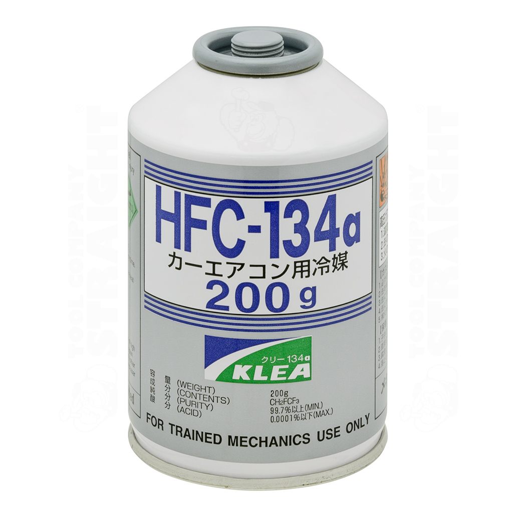メキシケムジャパン HFC-134a カーエアコン用冷媒 200g(27-135)の画像