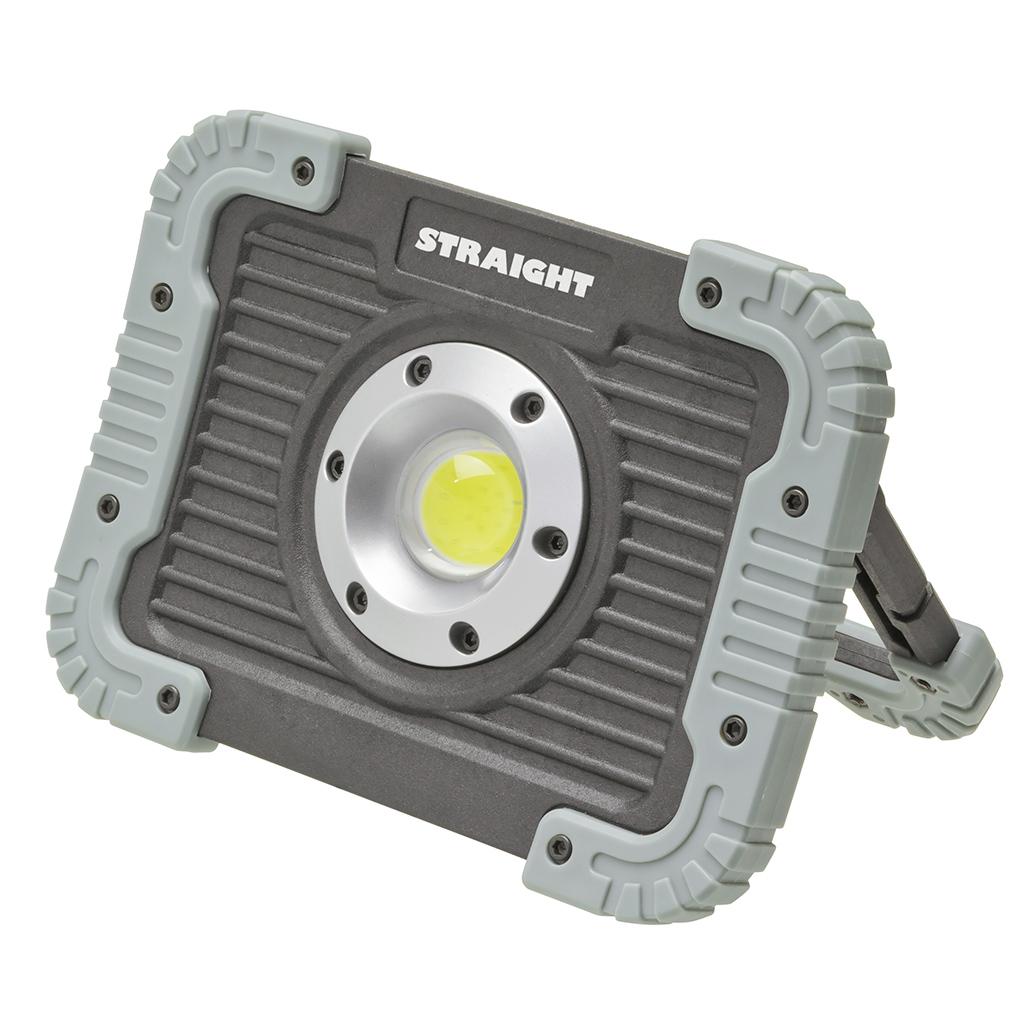 LED投光器 5W 乾電池式(38-845)の画像