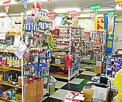 ストレート横浜店店内写真1